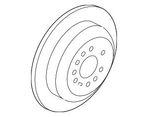 Brake Rotors on 2015 Kia Spectra5