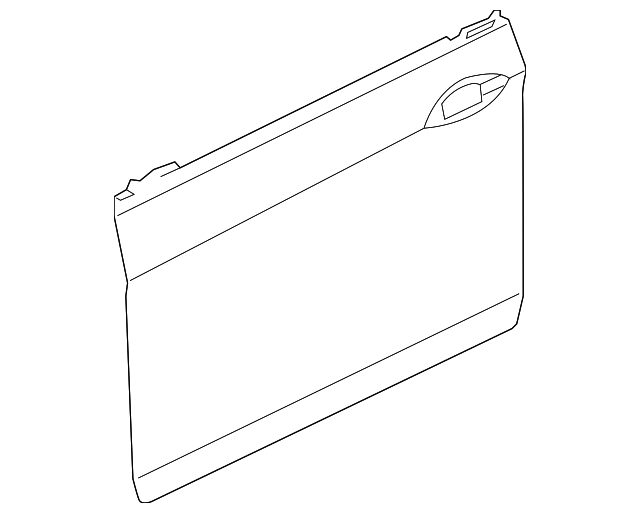 OEM Honda 67151-T2A-A00ZZ - Outer Panel
