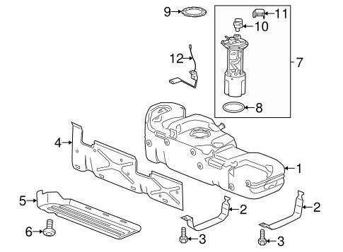Chevrolet Engine Diagram 4 2l