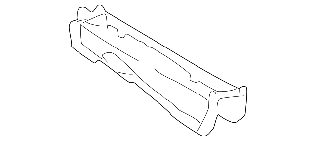 Floor Crossmember - Toyota (57451-17040)