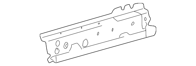 Side Rail - Toyota (57402-17020)