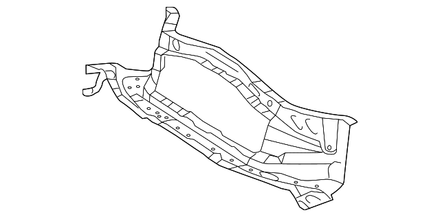 Front Crossmember - Toyota (57605-52181)