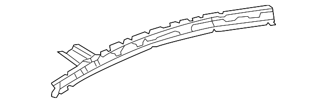Roof Rail - Toyota (61203-47021)