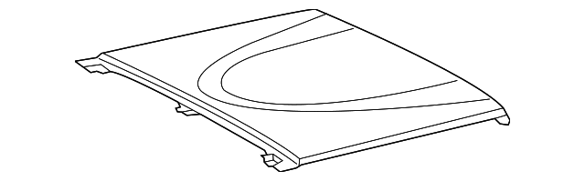Roof Panel - Toyota (63113-47010)