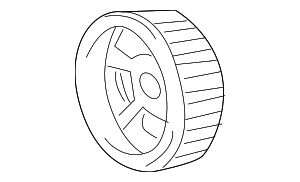 Timing Pulley - Toyota (13051-62020)