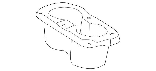 Cup Holder - Toyota (55625-06100)