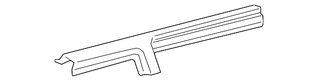 Roof Rail - Toyota (61113-AE010)
