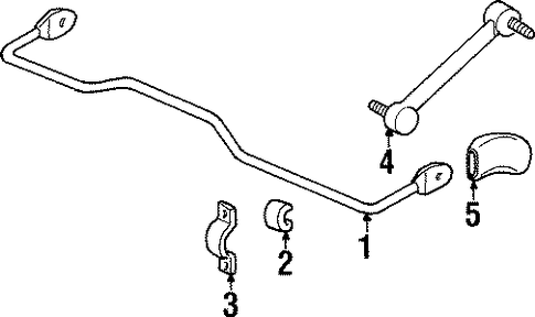 Gmc Envoy Battery Location also Stabilizer Bar And  ponents Scat together with 1973 1974 1975 1976 Plymouth Duster Valiant Black Polyurethane  plete Front End Suspension Master Rebuild Kit as well 1999 Plymouth Voyager Air Filter also Hyundai Genesis Suspension Diagram. on buick sway bar replacement