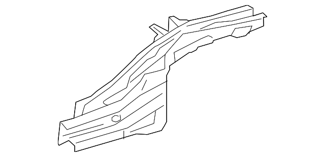 Rail Assembly - Toyota (57602-47100)