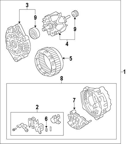 Bearings further 1995 Impreza Wiring Diagram also Timing Belts besides Book Time Engine Remove 2007 Mazda Mazda3 together with P 0900c1528006772d. on 1985 subaru justy