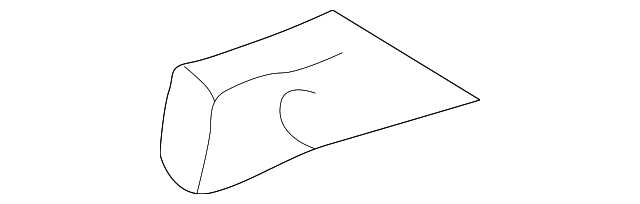 Side Trim - Toyota (63217-06010)