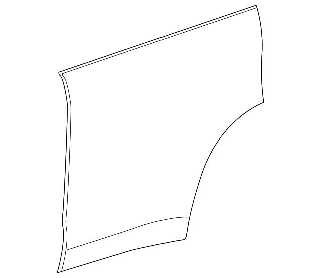 Outer Panel - Toyota (67113-0E050)