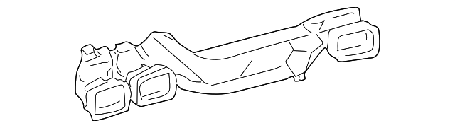 Heat Duct - Toyota (55085-06030)