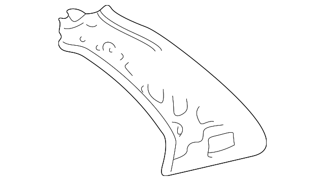 Upper Panel - Toyota (61731-47010)