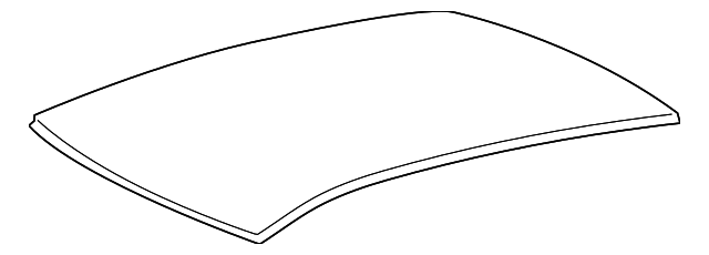 Roof Panel - Toyota (63111-07030)