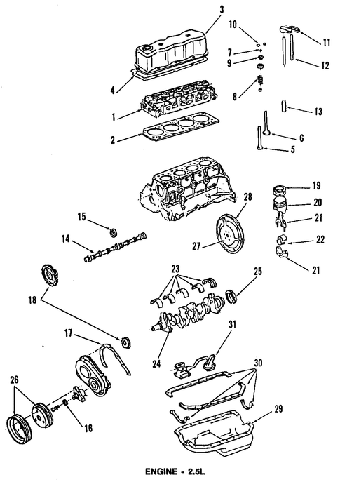 gm performance parts catalog online