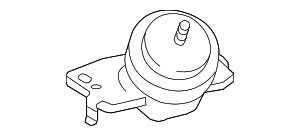 Front Mount - Toyota (12361-0P050)