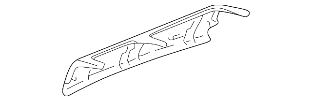 Partition Panel - Toyota (64275-52020-B2)