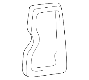 Access Cover Seal - Toyota (67685-60010)