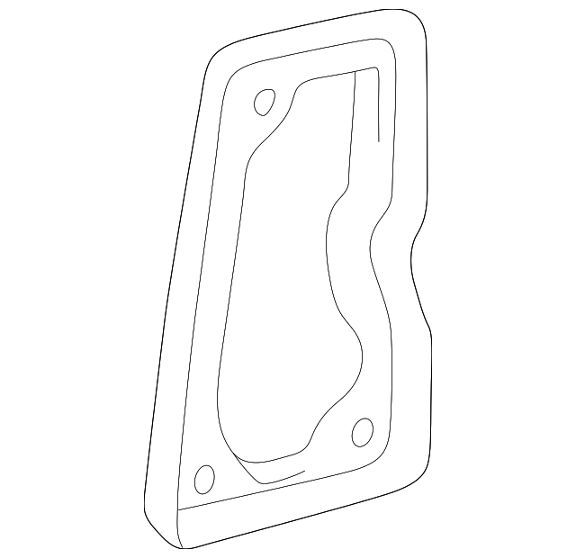 Access Cover - Toyota (67848-60030)