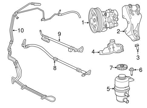 Power Steering Pump And Cooler Lines Scat together with Td5engine FR as well P 0996b43f802c54c6 also 231694853568 additionally 2003 Chevy 2500hd High Oil Pressure. on power steering cooler hose diagram