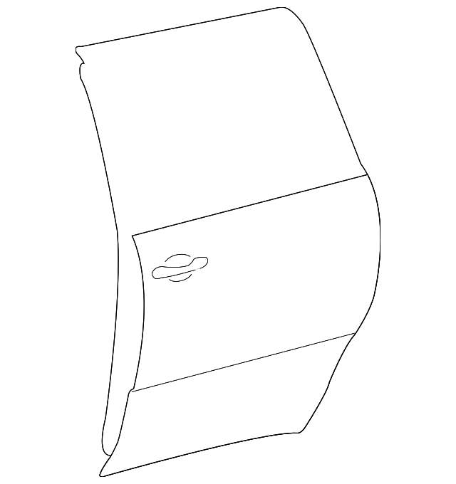 Door Shell - Toyota (67003-08021)
