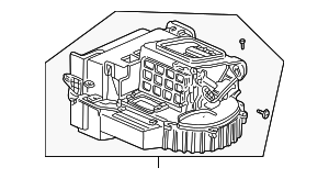 OEM Honda 79305-S2A-A01 - Blower Sub-Assembly