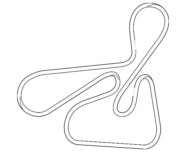 ford aerostar drive belt diagram