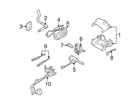 oem ignition lock for 2006 chevrolet uplander
