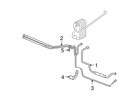 as well 2003 Chevy Express Van Belt Diagram as well A60441tespeedsensorset in addition Showassembly moreover Trans Oil Cooler Scat. on dodge ram 1500 oil change