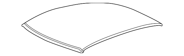 Roof Panel - Toyota (63111-AC010)