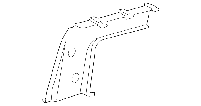 Partition Panel - Toyota (64272-33010)