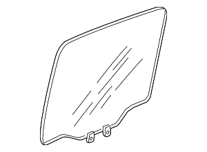 Door Glass - Honda (73450-SJC-A01)