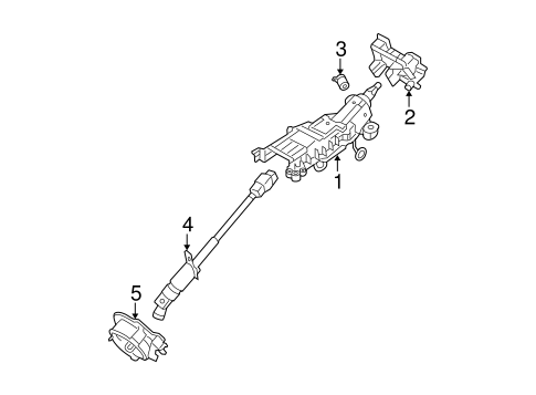 T20749203 Ford sports trak 2003 front axle as well F450 Wiring Diagram also Steering Column Assembly Scat additionally 6 5 Sel Wiring Diagram together with T6509352 Fuel pressure. on 2005 ford freestyle sel