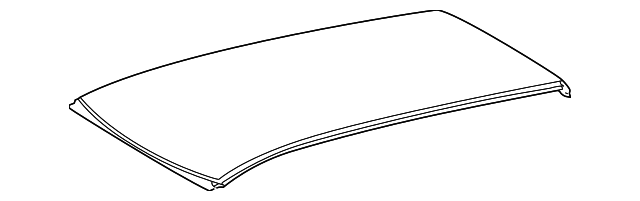 Roof Panel - Toyota (63111-0T010)