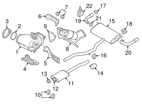 Tail Pipe Extension - Volvo (31432100)