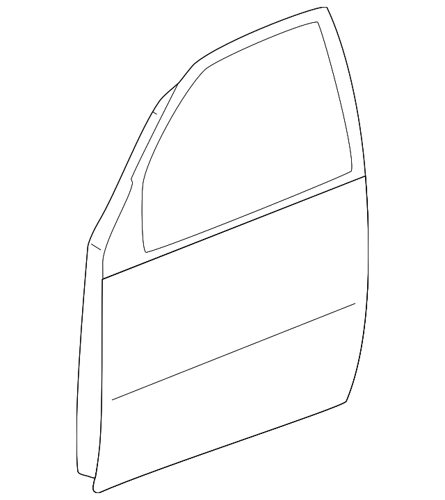 Door Shell - Toyota (67001-42090)