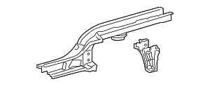 Rear Rail - Toyota (57602-0D330)