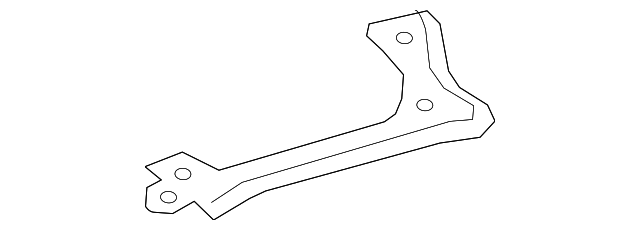 Front Brace Side Support - Toyota (58251-0D140)