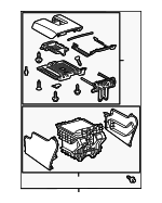 Console Assembly - Toyota (58910-0C290-C3)