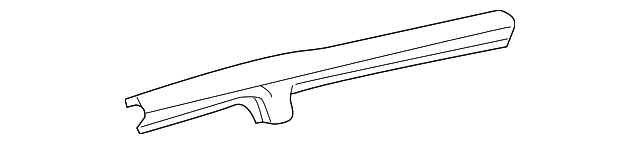 Outer Rail - Toyota (61212-02070)