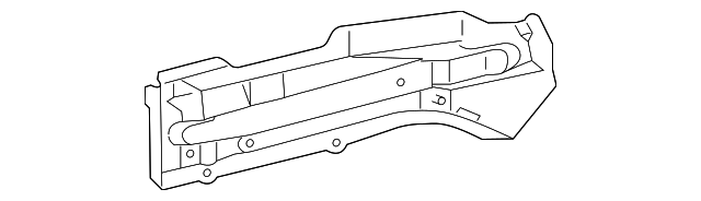 Outer Rail - Toyota (57026-12020)