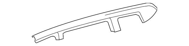 Roof Rail - Toyota (61216-48010)