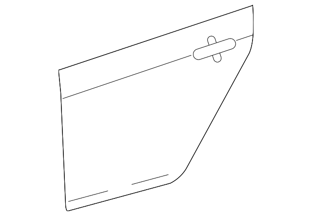 Outer Panel - Toyota (67114-52180)