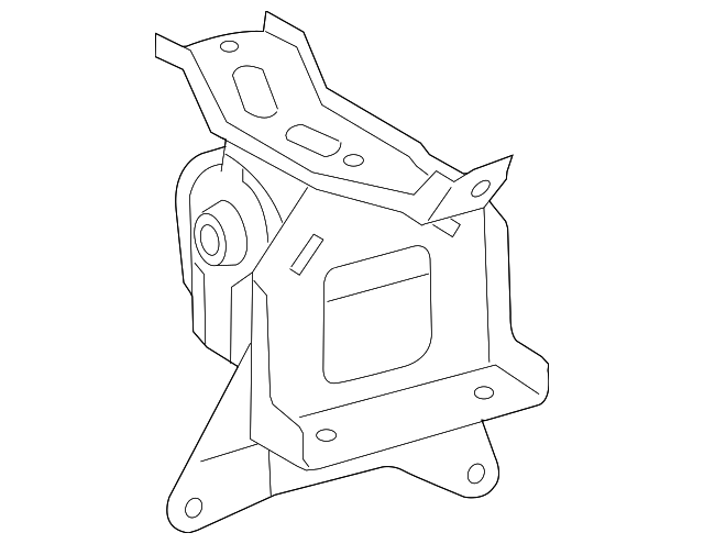Side Mount - Toyota (12372-21131)