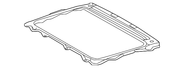 Sunroof Reinforced - Toyota (63142-04020)