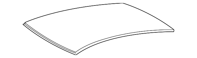 Roof Panel - Toyota (63111-06300)