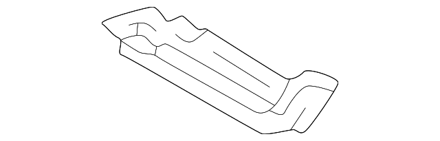 Reinforcement - Toyota (57513-35010)