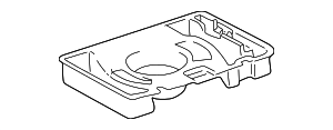 Spare Housing - Toyota (64993-01010)