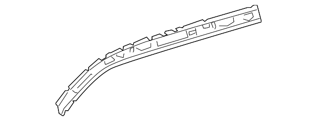 Roof Rail - Toyota (61204-0E030)